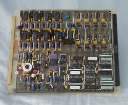 Woodward 5462-948 A-c T/c Card - 8 Channel