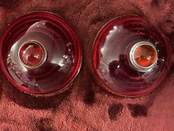 1.. 1930s Taillight Lens 1 ,  Comes With A Spare 2nd Lens