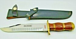 Hoffritz Bowie Full Size And Sheath Vintage Japan. Nice Condition