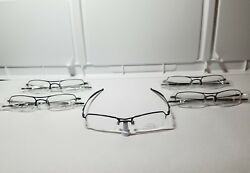Oakley RX Glasses Hollowpoint 2.0quot; New quot; Polished Black 50 19 Size $29.00