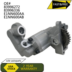 Hydraulic Pump 83996336 E1nn600aa For Ford/new Holland Tractor 2000 Series 3 Cyl