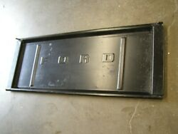 Nos Oem Ford 1953 - 1979 Truck Tail Gate 1954 1955 1956 1957 1958 1959 1960 1962