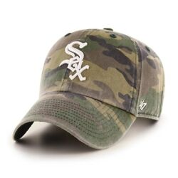 Chicago White Sox '47 Brand Mens Camo Clean Up Hat