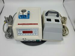 Nouvag Ag Implant System W/ Foot Switch Micro Dispenser 7000 Sulzer Medica 2500