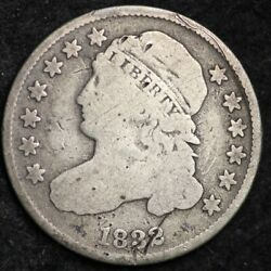 1832 Capped Bust Dime Choice Vg Free Shipping E278 Wnm