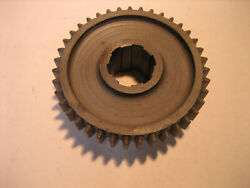 Early Borg Warner T10 4 Speed Transmission Reverse Slider Gear 6 Spline/39t