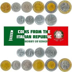 European Countries And Numismatic Periods   Collectible Coin Set Collections