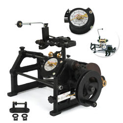 Manual Coil Winder Nz-2 Hand-operated Winding Machine Pointer Counting 0-2499