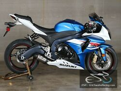 M4 Performance Suzuki Gsxr 1000 2012-2016 Full System Street Slayer Titanium