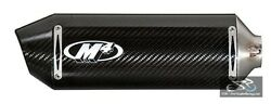 M4 Performance Exhaust Suzuki Hayabusa 1340 2008-20 Full System Carbon Canister
