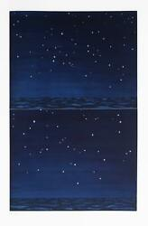 Richard Bosman Night Sky Aquatint Etching Signed And Numbered In Pencil