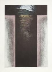 Richard Ballard Loire Aquatint Etching Signed And Numbered In Pencil