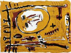 Maria Teresa Viecco Untitled 5 Mixed Media On Paper Signed And Dated
