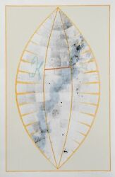 Charles Ross Taurus From The Constellations Series Screenprint Signed And Num