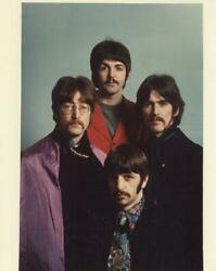 Unknown Artist The Beatles Color Reproduction Photograph