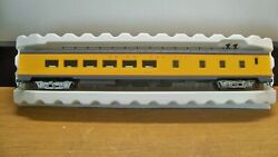 Ihc 2818 4810 Union Pacific Smooth Side 1930 85and039 Diner W Interior Kadee Coupler