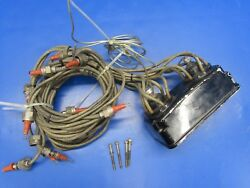 Cessna R182 / Lycoming 540-j3c5d - Slick M2919 Dual Ignition Harness 1017-79