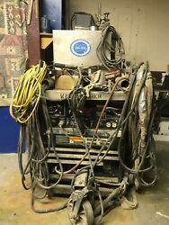 Lincoln Idealarc 300/300 60 Continuous Duty Welder-208-230/460v W/cooler Leads