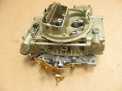 67 Corvette Dated 3810 Holley Carburetor 327 300 350 Dated Carb Carbs New