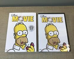 The Simpsons Movie Dvd Full Screen - Brand New Sealed