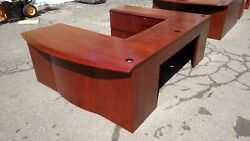 Desk U-shaped 3 Piece Wood 3 Creative Wood Products We Deliver Locally Nor Ca