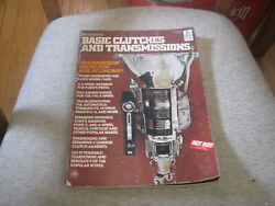 Petersens Basic Clutches and Transmissions No. 3 free shipping $8.99