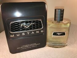Mustang Men Cologne Spray 1.7-ounce New In Tin Free Shipping Y54