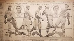 1918 Boston Red Sox World Series Babe Ruth The New York Times 7 Papers Magazine
