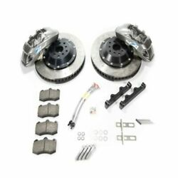 Alcon Bkf7059y08 Rc6 Front Axle Brake Kit - 400x34mm Rotors And 6-piston Calipers