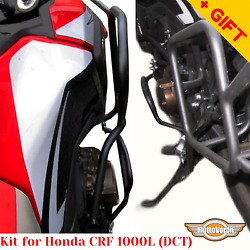 For Honda Crf1000l Africa Twin Rack Luggage System Crash Bars Crf 1000l Dctgift