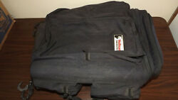 Wolfman Colorado MOTORCYCLE BAG PACK 22quot; tall 18quot; wide $50.00
