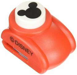 Craft Paper Punch Of Mickey Mouse Logo From Japan