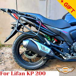 For Lifan Kp 200 Rack Luggage System Lifan 200cc Side Carrier For Soft Bagsgift
