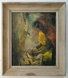 American Modern Oil Painting Southern Art African American Art Black New Orleans