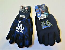 Two Pair Of Los Angeles Sport Utility Gloves From Forever Collectables