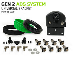 Up Down Air 88-9999 Gen 2 Universal 4 Tire Inflation System New