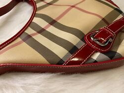 Pre loved Burberry bag Authentic $400.00