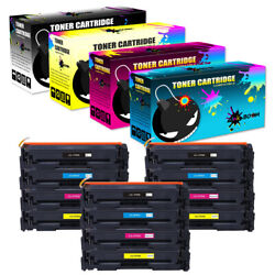 Lot Toner Cartridge Replace For Cf510a 204a Hp Laserjet M154a M154nw Mfp M180n