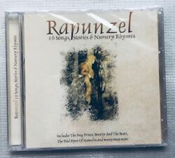 Rapunzel 16 Songs, Stories And Nursery Rhymes. Frog , Beauty And The Beast