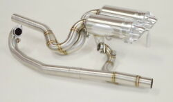 Rjwc Can Am Renegade Xmr 570 Full Dual Mud Edition Exhaust