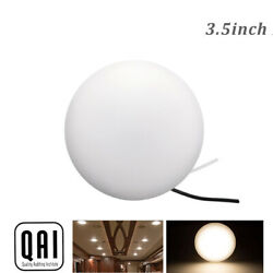 3.5 Inch Rv Surface Mounted Led Lighting Round Interior Ceiling Dome Light