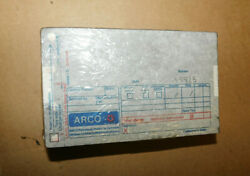 Vintage Arco Sinclair Gas Station Credit Card Charge Ticket Receipt Pack