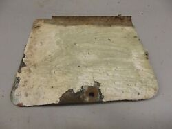 1960 1961 1962 1963 Chevrolet Truck Floor Gas Tank Switch Cover C10 Apache