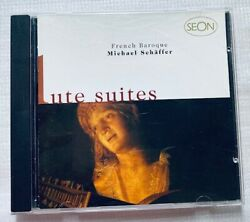 French Baroque Lute Suites Cd, Jun-1997, Sony Music Distribution Usa