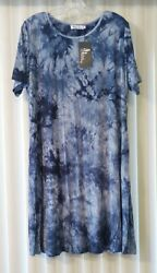 Women#x27;s Pull Over Casual Dress XL NWT $9.99