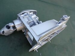 Volvo Penta Dps-a 1.95 Ratio Outdrive Upper From Freshwater Boatused Clean