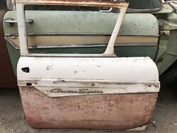 Rare 1957 57 Ford Fairlane Country Squire Wagon Pass Right Side Full Door Woody