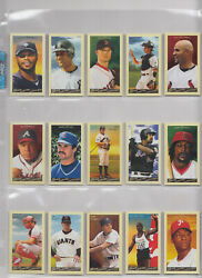 2009 Upper Deck Goodwin Champions Mini Complete 192 Card Set In Pages No Sps