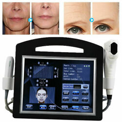 4d Radar Carving V Face Lifting Up Wrinkles Removal Anti-aging Beauty Machine