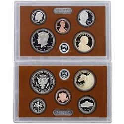 2012 S Partial Proof Set Kennedy Dime Nickel Cent Dollar Cn-clad Us Mint 5 Coins